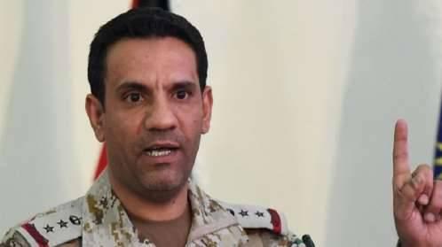 التحالف العربي: اصدرنا تصاريح لتحرك القافلة الاغاثية والحوثيون رفضوا خروجها وتأمينها