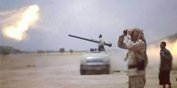 مصرع قيادي حوثي وسبعة آخرين وتدمير عربة بعملية دقيقة للقوات الحكومية  في باقم