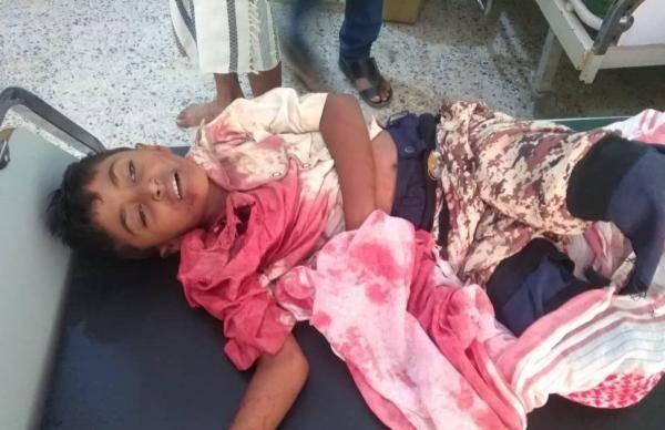 الحديدة.. استشهاد طفل وإصابة فتاة برصاص المليشيات الحوثية في ريف حيس