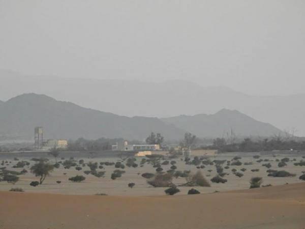 تحرير سلسلة جبلية وعدة قرى في كتاف صعدة