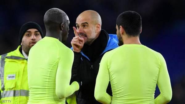 غوارديولا يطالب لاعبيه بالقتال أمام ريال مدريد