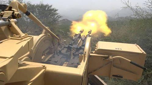 تقدم جديد للجيش في باقم بصعدة وتكبيد مليشيا الحوثي خسائر فادحة