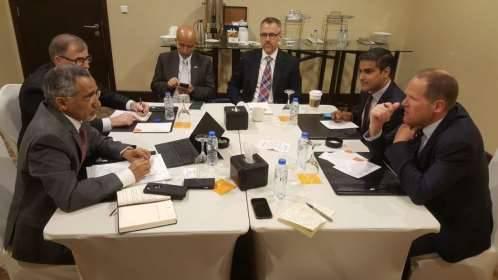 واشنطن تحتضن اجتماع المانحين لتحديث البنك المركزي اليمني