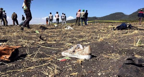 بعد إقلاعها بـ 6 دقائق.. مواطن يمني من بين قتلى تحطم الطائرة الأثيوبية