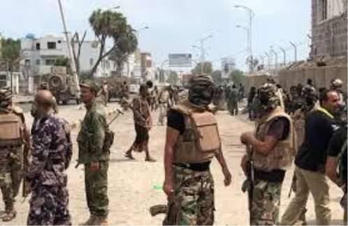 أمن الضالع يوضح حقيقة الاشتباكات بين جهازه والحزام الأمني