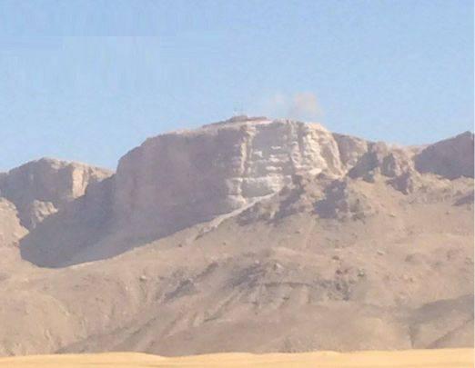 قوات الجيش والقبائل يستعيدون أجزاء واسعة من جبل استراتيجي هام في صرواح مأرب