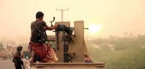 """""""المشتركة"""" تكبد مليشيا الحوثي خسائر """"بشرية وفي العتاد"""" على إثر محاولتي تسلل في الحديدة"""