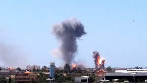 غزة تشتعل.. 18 شهيدا و110 جرحى حصيلة العدوان الإسرائيلي
