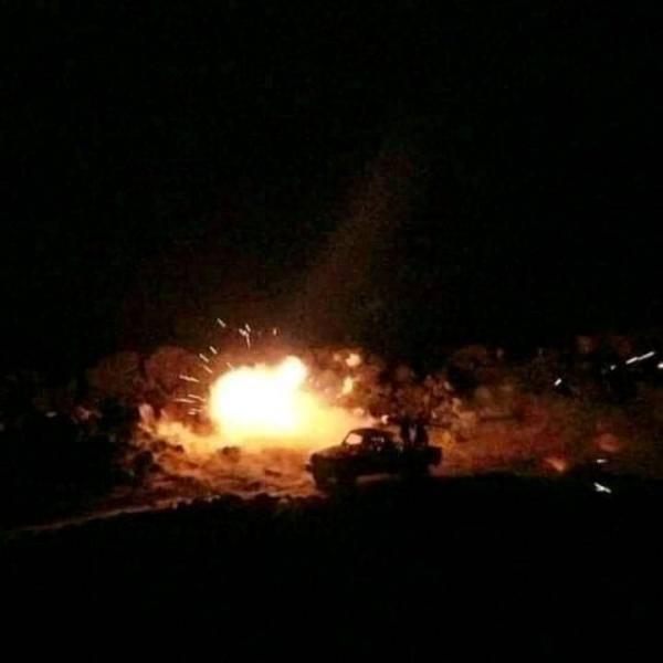تحرير مواقع جديدة في جبهة قعطبة بالضالع..! – (تفاصيل)