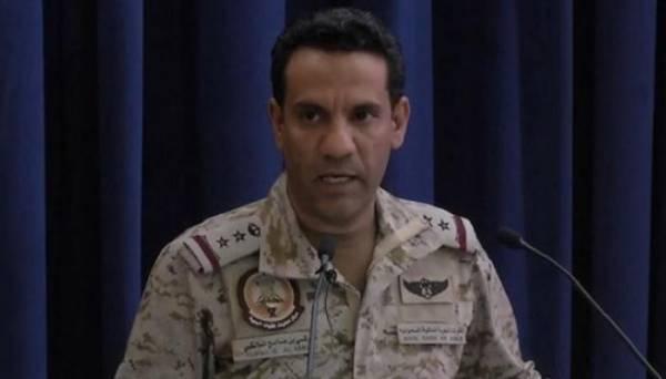 بيان للتحالف العربي بشأن استهداف مليشيا الحوثي الأراضي السعودية بعملية إرهابية جديدة اليوم الجمعة..! – (نص البيان)
