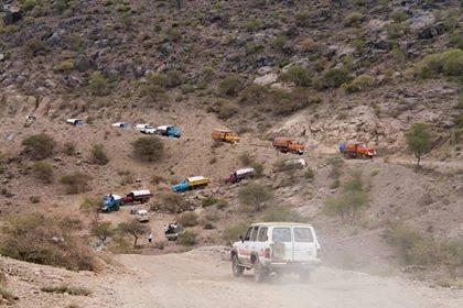 إستمرارا لحملته الإغاثية.. &#34هلال الإمارات&#34 يسيّر قافلة مساعدات لمديرية الأزارق