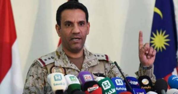 التحالف: مليشيا الحوثي تستخدم المساجد كملاجئ و22 منفذاً إغاثياً تعمل بكامل طاقتها