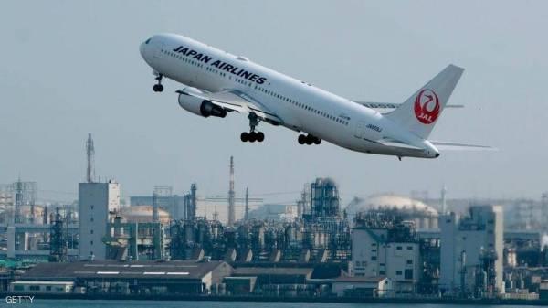 الخطوط اليابانية تهدي آلاف التذاكر المجانية للزوار الأجانب