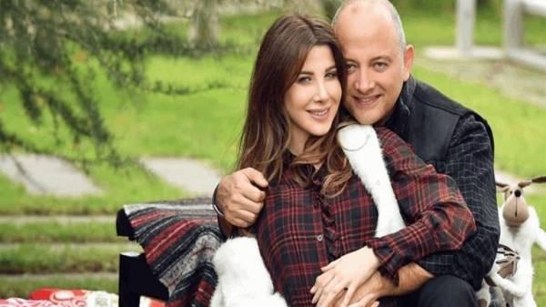 شاهد أول صورة لنانسي عجرم بعد اصابتها ومقتل لص اقتحم منزلها على يد زوجها..!؟ - (صورة اللص القتيل+تفاصيل)