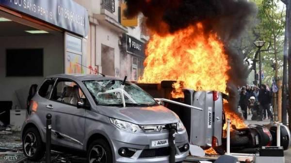 انفجار قوي وسط باريس.. قتلى ومصابون في حالات خطيرة