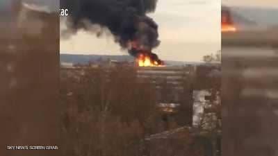 انفجار كبير بجامعة فرنسية وإجلاء الطلاب والعاملين