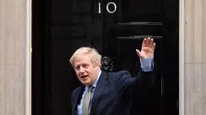 رئيس الوزراء البريطاني يعود لمقر الحكومة بعد تعافيه من كورونا