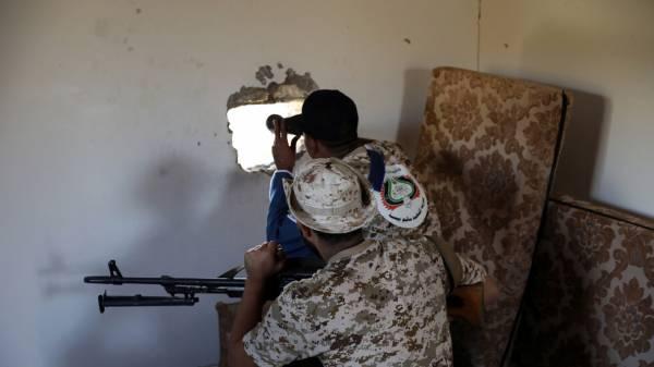 """من يكون """"الصيد الثمين"""" الذي وقع بقبضة قوات الجيش الليبي"""