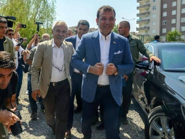 """فاتورة"""" إمام أوغلو المعلقة تقلق أردوغان"""