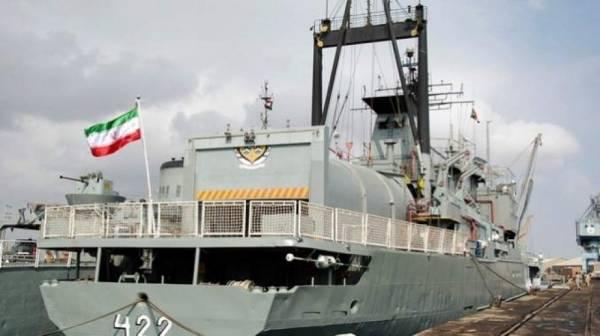 """إيران ترسل المدمرة """"الأكثر تطوراً"""" إلى خليج عدن..!"""