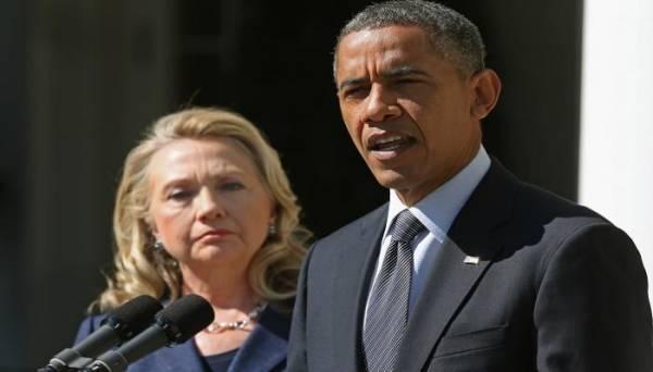 العثور على طردين بمواد متفجرة كانا يستهدفان أوباما وكلينتون