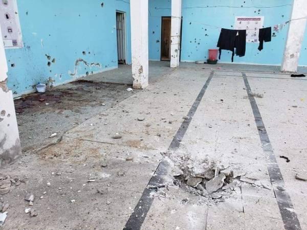 مقتل وإصابة أكثر من 20 سجينة بقصف حوثي استهدف السجن المركزي بمدينة تعز